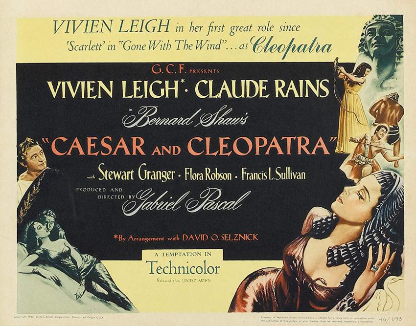 Caesar a  Kleopatra (1945)