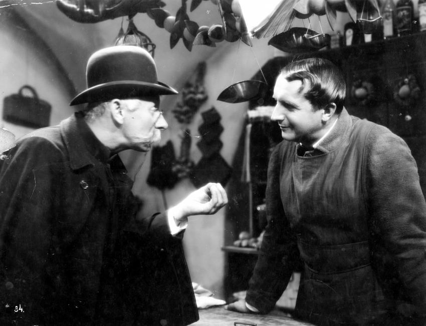 U snědeného krámu (1933)