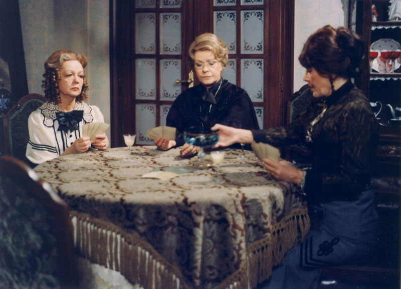 Ryba ve čtyřech (1987) [TV hra]