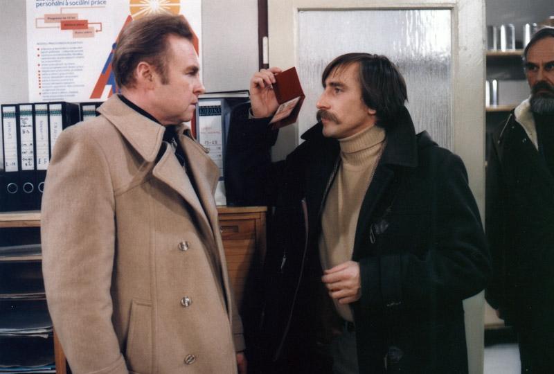 Luděk Munzar a Pavel Zedníček