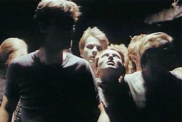 Poslední zvonění (1989)
