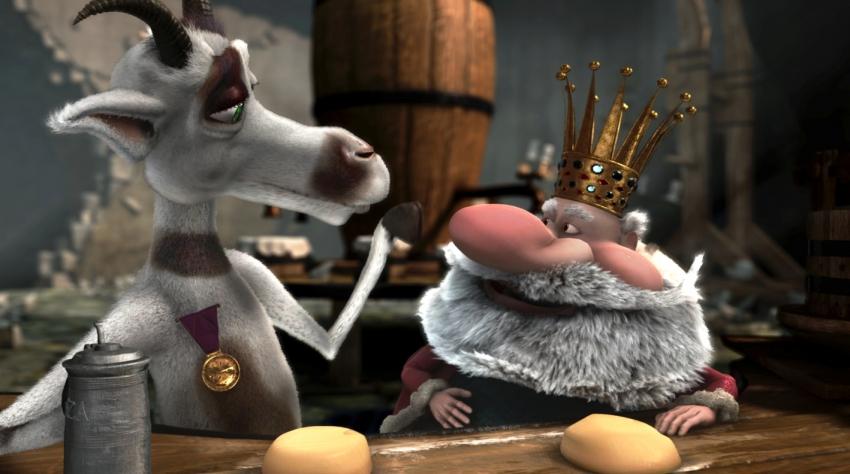 Kozí příběh se sýrem (2012)