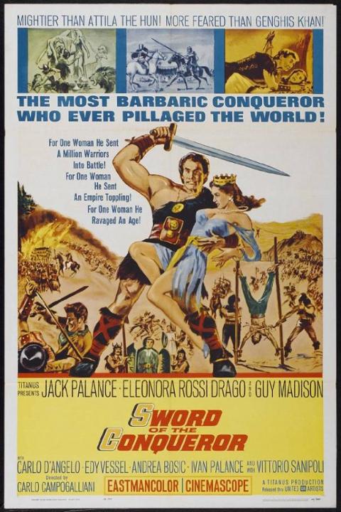 Dobyvatelův meč (1961)