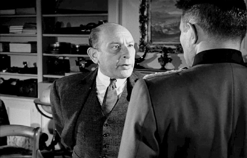 Liška pouště (1951)