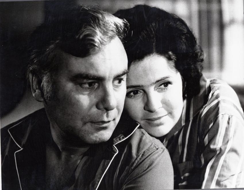 Petr Haničinec a Jiřina Švorcová