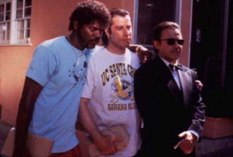 Pulp Fiction - Historky z podsvětí (1994)