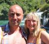 Tomáš Šimek s manželkou - zdroj: http://sokol.chuchelna.cz