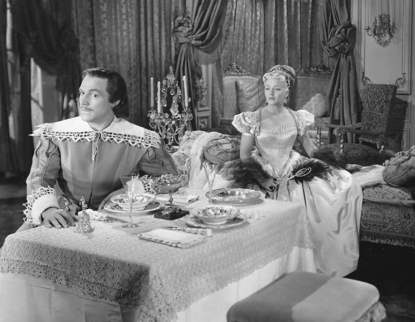 Tři mušketýři (1948)