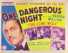 One Dangerous Night (1943)