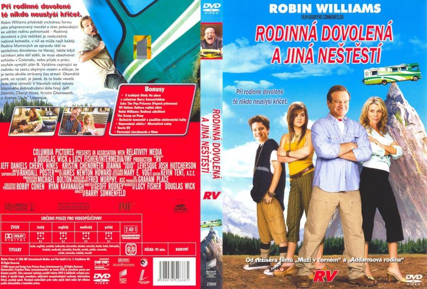 Rodinná dovolená a jiná neštěstí (2006)