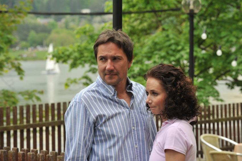 Martin Trnavský a Sandra Nováková