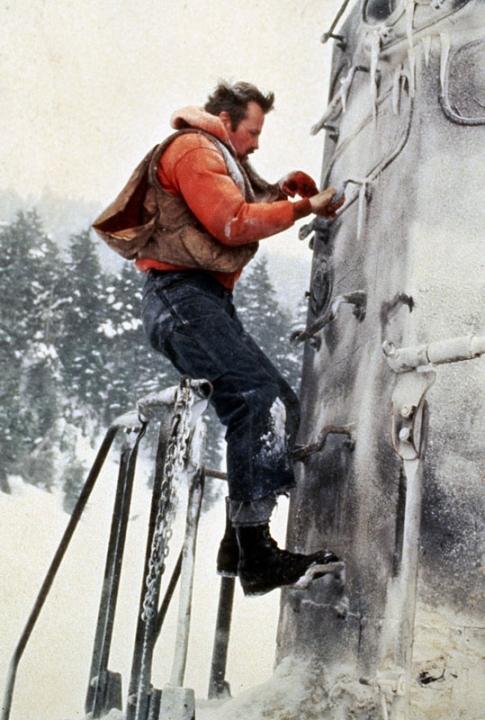 Splašený vlak (1985)
