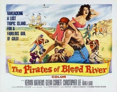 Piráti z Blood River (1961)