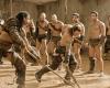 Spartakus: Bohové arény (2011) [TV seriál]
