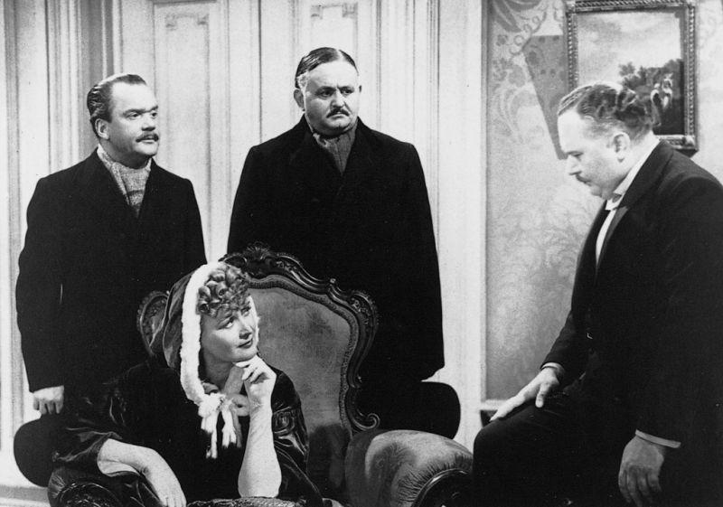 Die heimliche Gräfin (1942)
