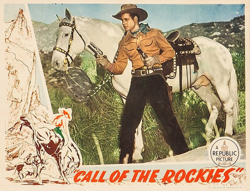 Call of the Rockies (1944)