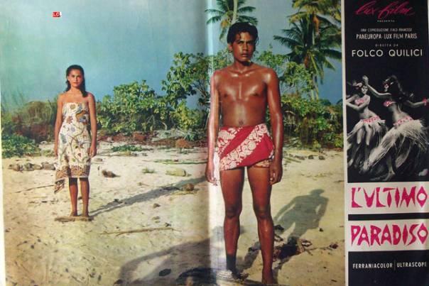 Poslední ráj (1955)