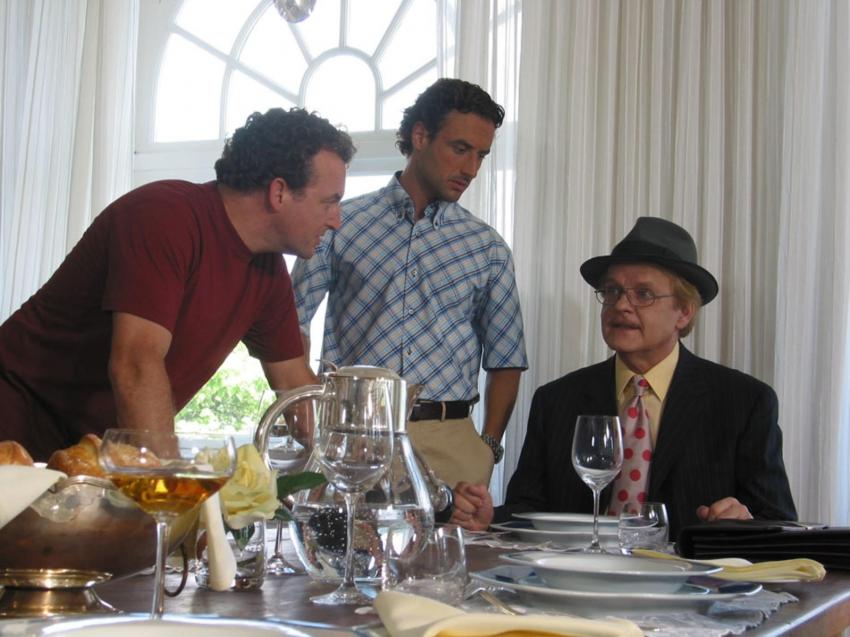 Frechheit siegt (2004) [TV film]