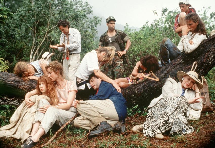 Nebezpečný ostrov (1992) [TV film]