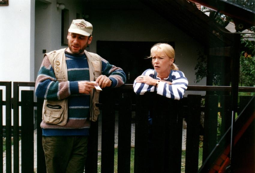 Tomáš Töpfer a Kateřina Macháčková