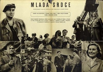 Mladé srdcia (1952)