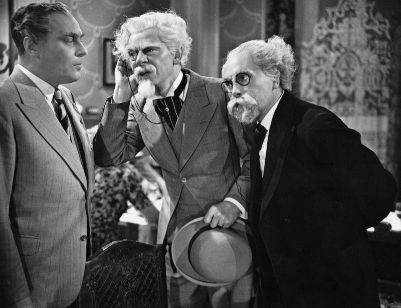 Pan Sanders žije nebezpečně (1944)