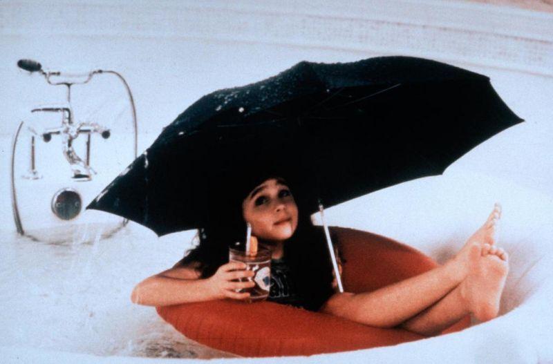 Kudrnatá holka (1991)