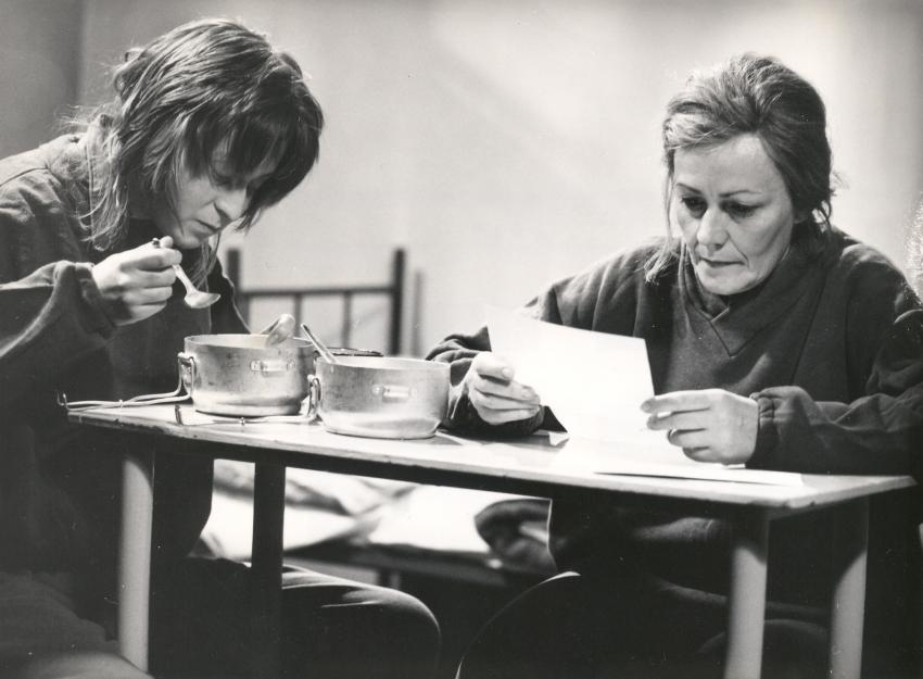 Simona Stašová a Věra Galatíková