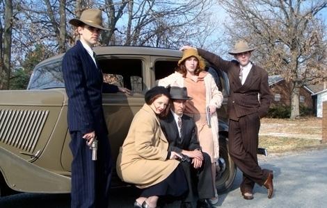 Tajomstvo Bonnie & Clyde (1994) [Video]