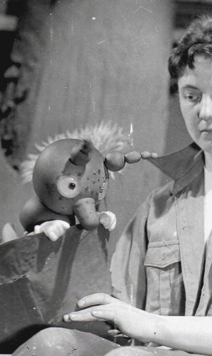1960 v seriálu Ferda mravenec