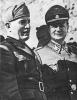 Benito Mussolini a Karl Wolff