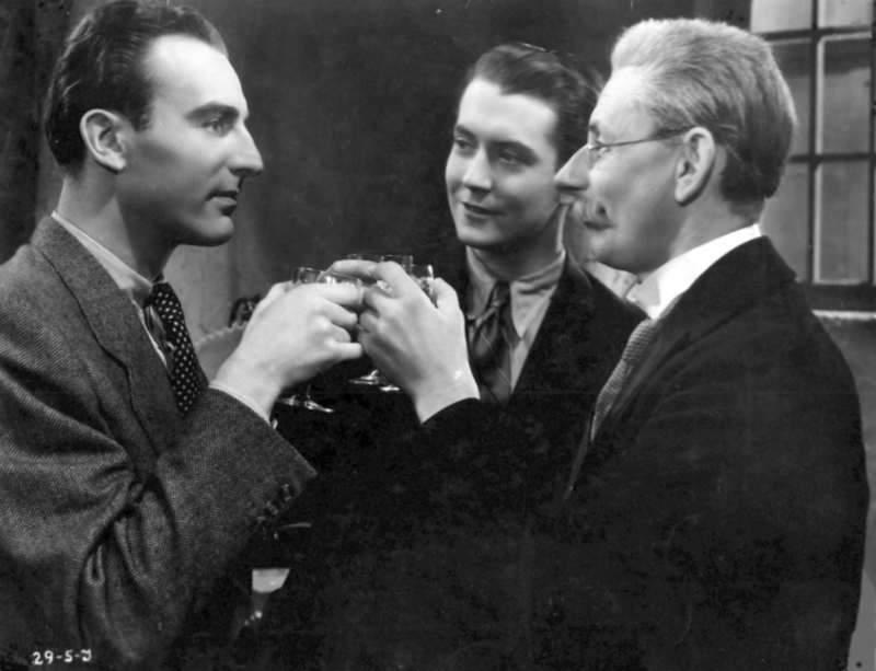 Raoul Schránil, Antonín Novotný, Vlasta Burian
