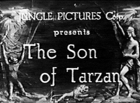 Tarzanův syn (1920)