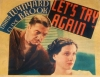 Let's Try Again (1934)