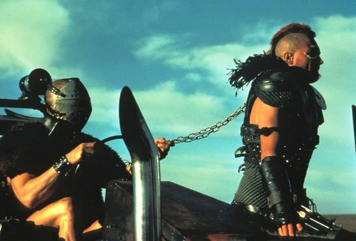 Šílený Max 2 (1981)