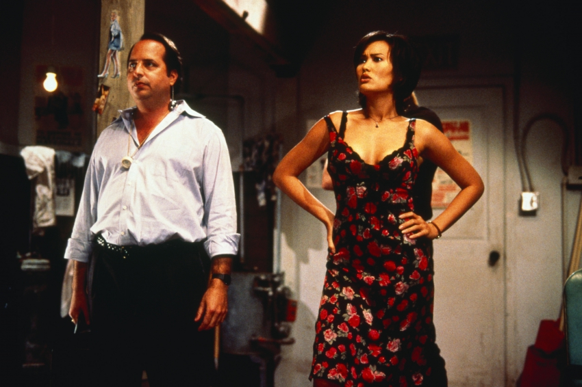 Jon Lovitz a Tia Carrere