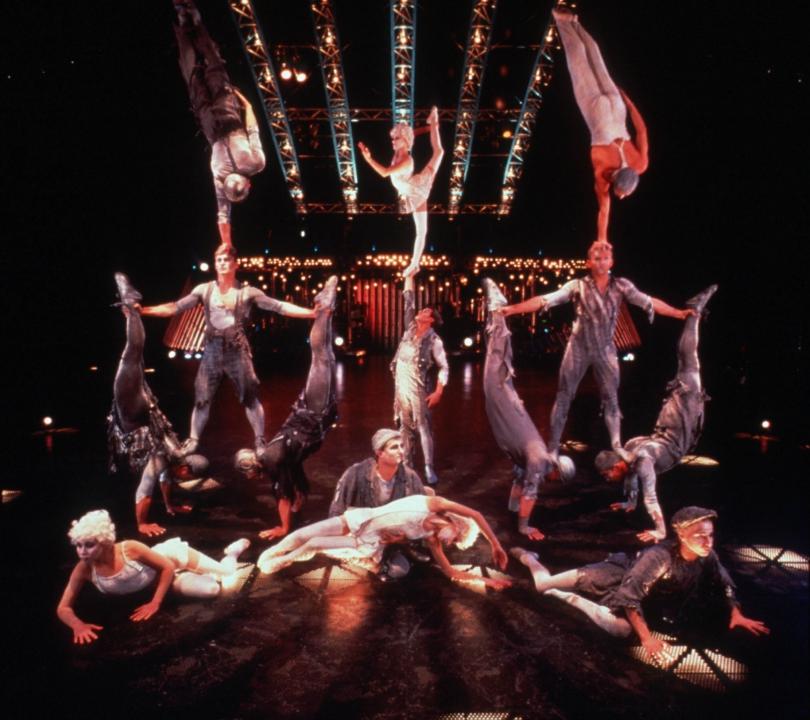 Cirque de Soleil: Quidam (1999)