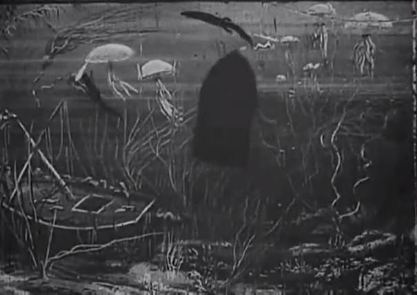 Cesta na Měsíc (1902)