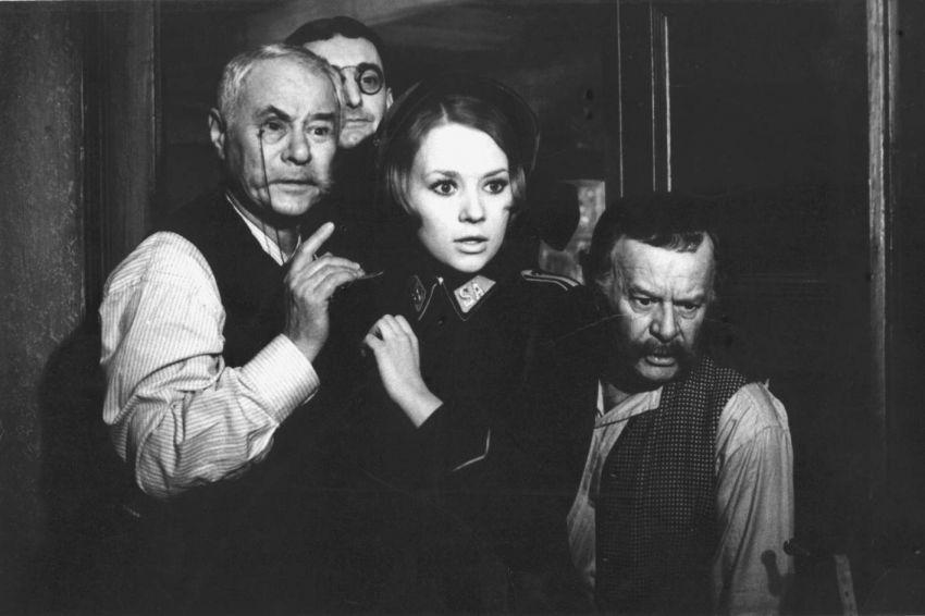 Svatá hříšnice (1970)