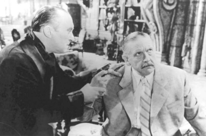 Pytlákova schovanka aneb Šlechetný milionář (1949)