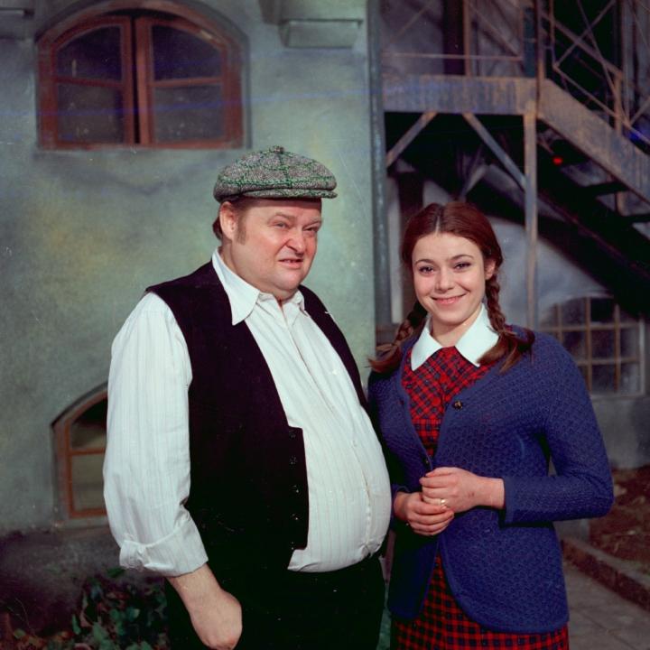 Byl jednou jeden dům (1974) [TV minisérie]
