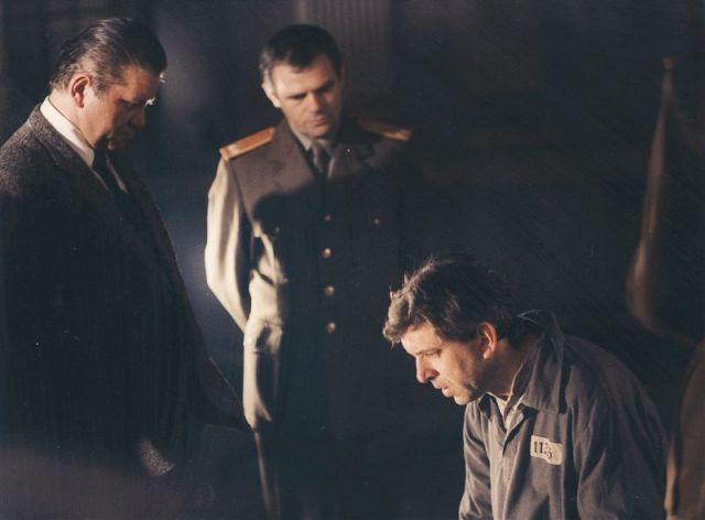Milan Kňažko a Jaromír Hanzlík