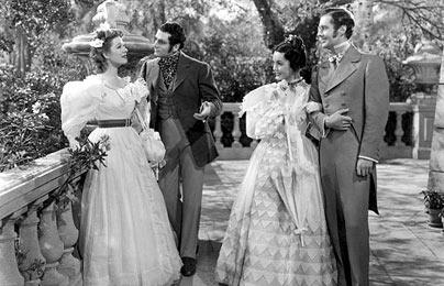 Elisa, Darcy, Bingley a Jane,