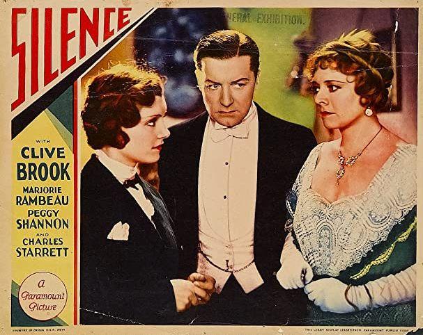 Silence (1931)