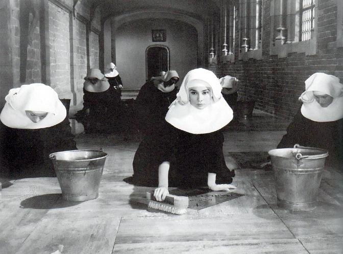 Příběh jeptišky (1959)