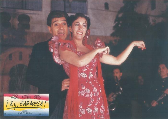 Ach, Carmelo! (1990)