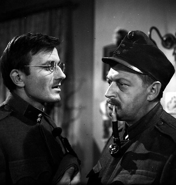 Radoslav Brzobohatý a Martin Růžek