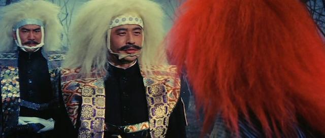 Rudá Hříva (1969)