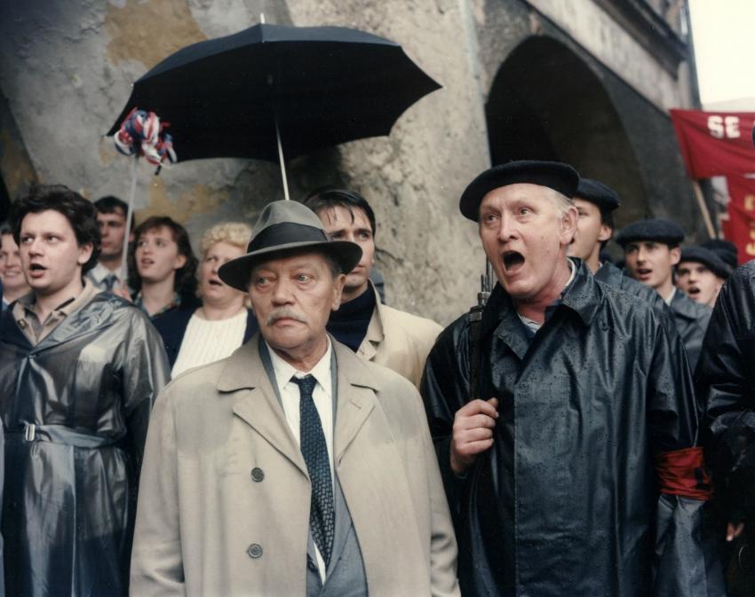 Tichá bolest (1990)