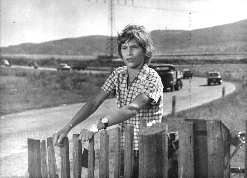 Alwin na silnici (1974) [TV film]